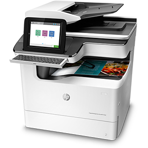 HP PageWide Managed Color Flow MFP E77660zs