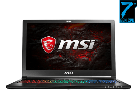 MSI Stealth Gaming Desktop 15.6""
