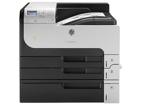 HP M712XH LaserJet Printer