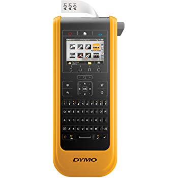 3M DYMO XTL 300 LABEL MAKER KIT, QWERTY, 1IN, BLACK AND YELLOW, INCLUDING: XTL300 P