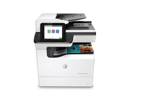 HP E77660dn PageWide Managed Color MFP