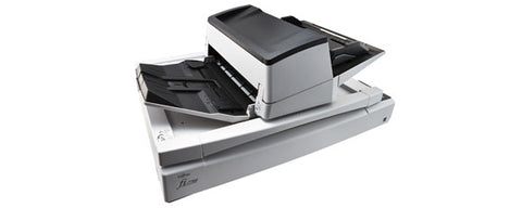 Fujitsu FI-7700 - Document Scanner - Simplex/Duplex in Color, Grayscale,