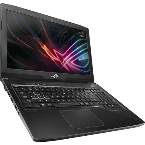 "ASUS Computer International Gaming Notebooks GL503VD-Q72SP-CB - 15.6"" FHD, Intel i7-7700HQ, NVIDIA GeForce GTX 1050, 16 GB DDR4, 256 GB SSD + 1 TB HDD, RGB keyboard (French Bilingual), Windows 10 Pro (Canadian Bilingual)"