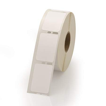 3M Compatible 30347 Labels - 1 x 1-1/2 - 750 labels per roll