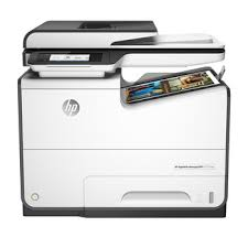HP PageWide Managed P57750dw Multifunction Printer