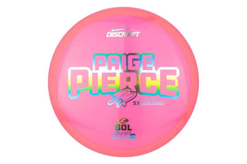 Discraft First Run Paige Pierce Z Sol