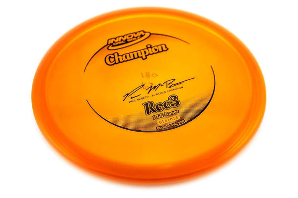 Out of Production Innova Champion Roc-3 McBeth 3x World Champ