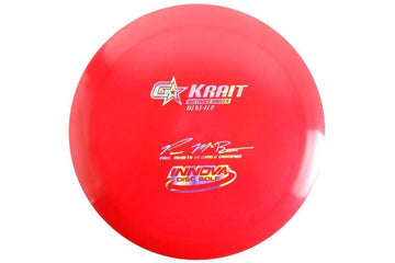 Out of Production Innova GStar Krait McBeth 3x World Champ