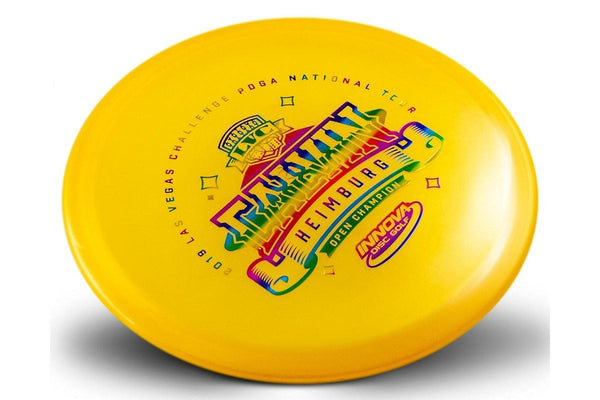 Limited Edition Innova Luster Champion Heimburg Roc3