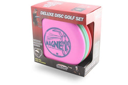 Discraft Deluxe Disc Golf Starter Set