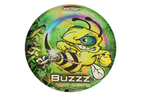 Discraft Full Foil Super Color ESP Buzzz Chains Green