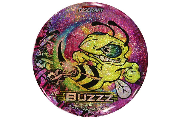 Discraft Full Foil Super Color ESP Buzzz Chains Pink