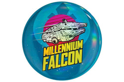 Discraft Full Foil Super Color ESP Buzzz Star Wars Millenium Falcon