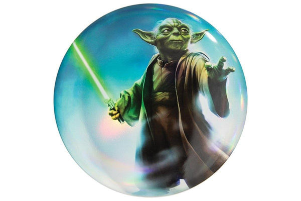 Discraft Full Foil Super Color ESP Buzzz Star Wars Yoda