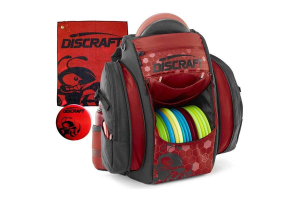 Discraft Grip-EQ BX Series Disc Golf Bag