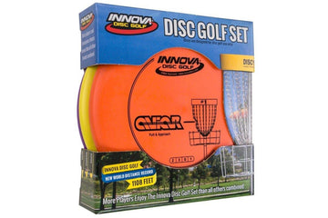 Innova DX Disc Golf Starter Set
