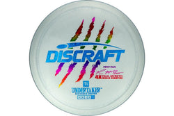 Discraft TI McBeth Undertaker First Run Signature