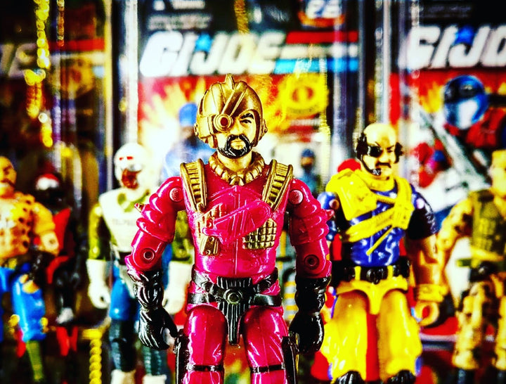 The World's First Action Figure: GI Joe