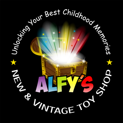 Alfy's New & Vintage Toy Shop