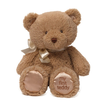 Gund - My First Teddy Tan