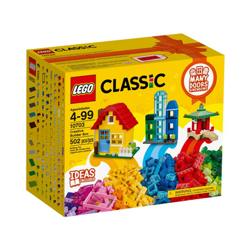 LEGO - 10703 Classic Creative Builder Box