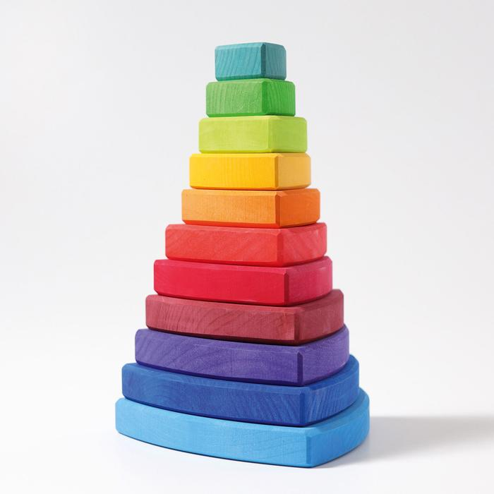 Grimm's Stacking Tower Triangular