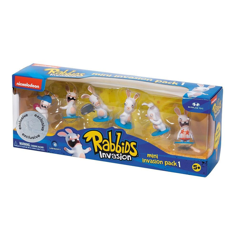 Rabbids - Invasion Pack #1