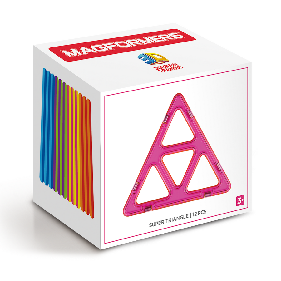 Magformers Super Triangle 12 pk