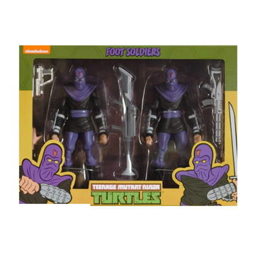 TMNT - Foot Soldier Army Builder Figure 2pk