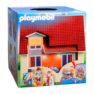 Playmobil - 5167 Take Along Modern Doll House