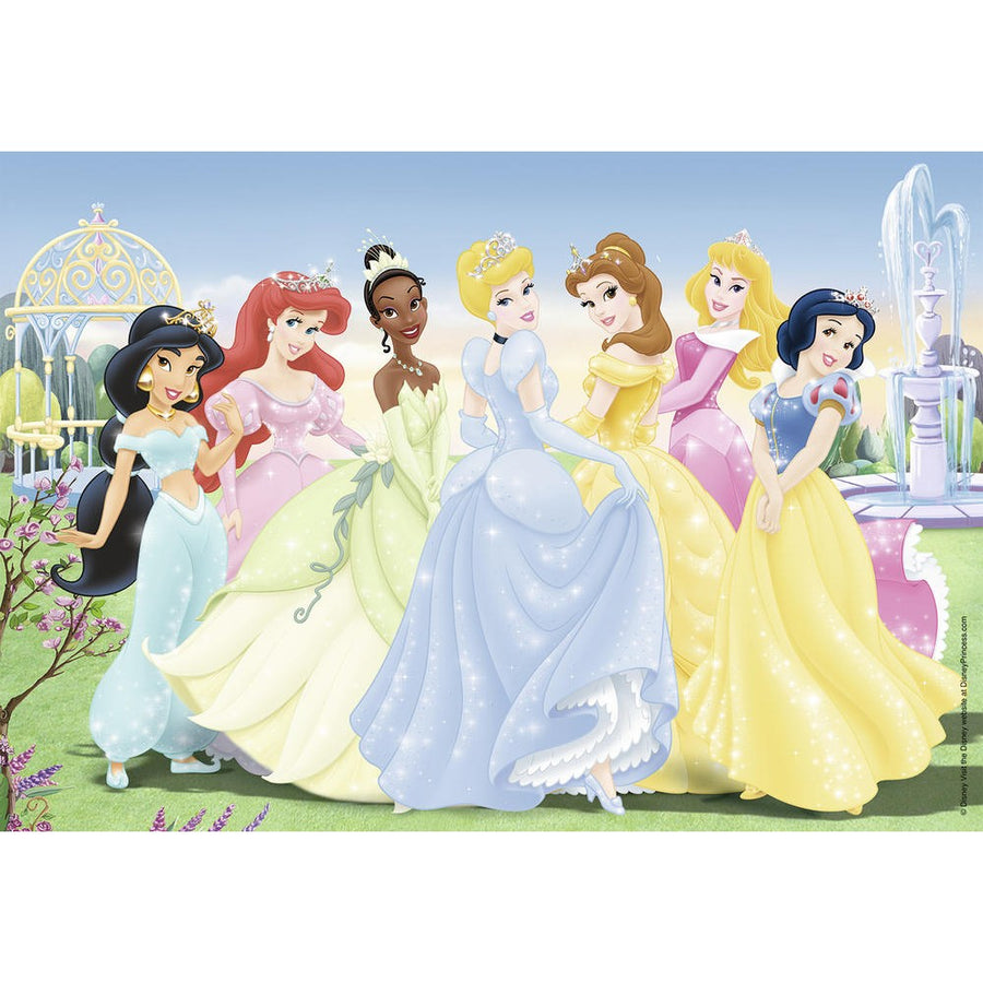 Ravensburger - Disney Princesses 2x24 - Ages 4+
