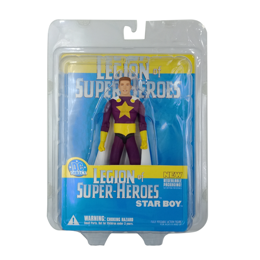 DC - Legion of Super Heroes - Star Boy (2003)