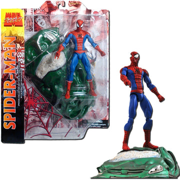 Marvel Select - Spiderman