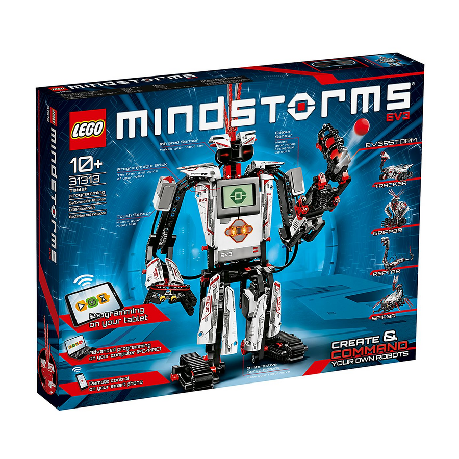LEGO - 31313 Mindstorm Tablet Programming