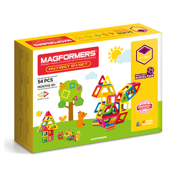 Magformers My First 54 Set
