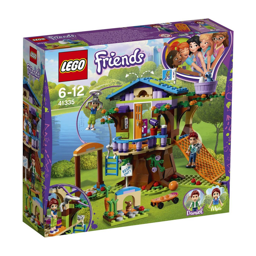 LEGO - 41335 Friends Mia's Tree House
