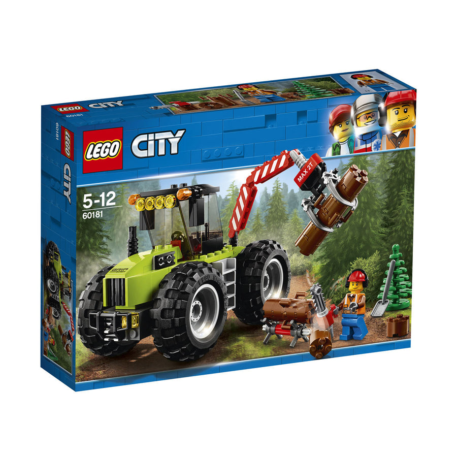 LEGO - 60181 City Forest Tractor
