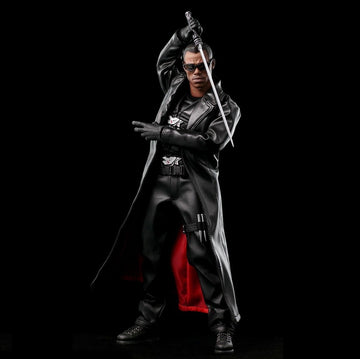 Hot Toys - Blade II 1:6 Scale Action Figure Limited Edition (2010) (INSTORE ONLY)