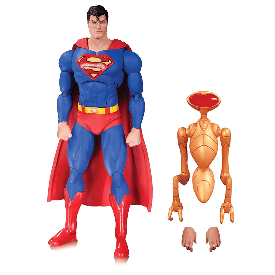 DC Comics Icons - Superman (Man of Steel) Figure
