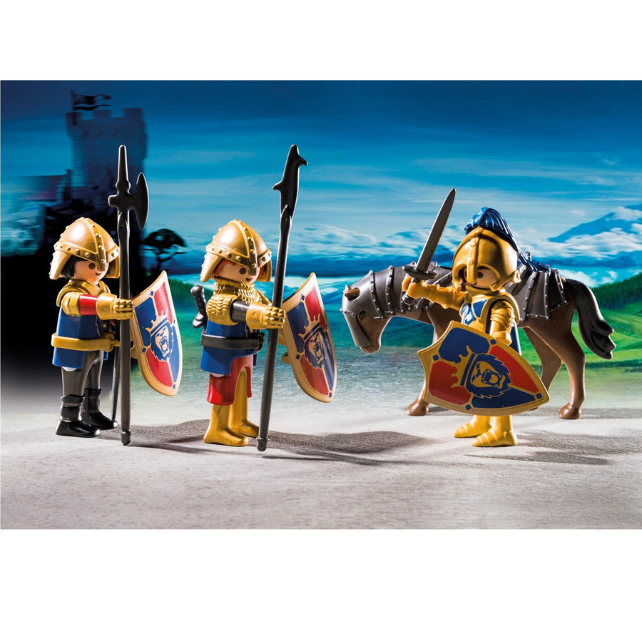 Playmobil - Royal Lion Knights Figures
