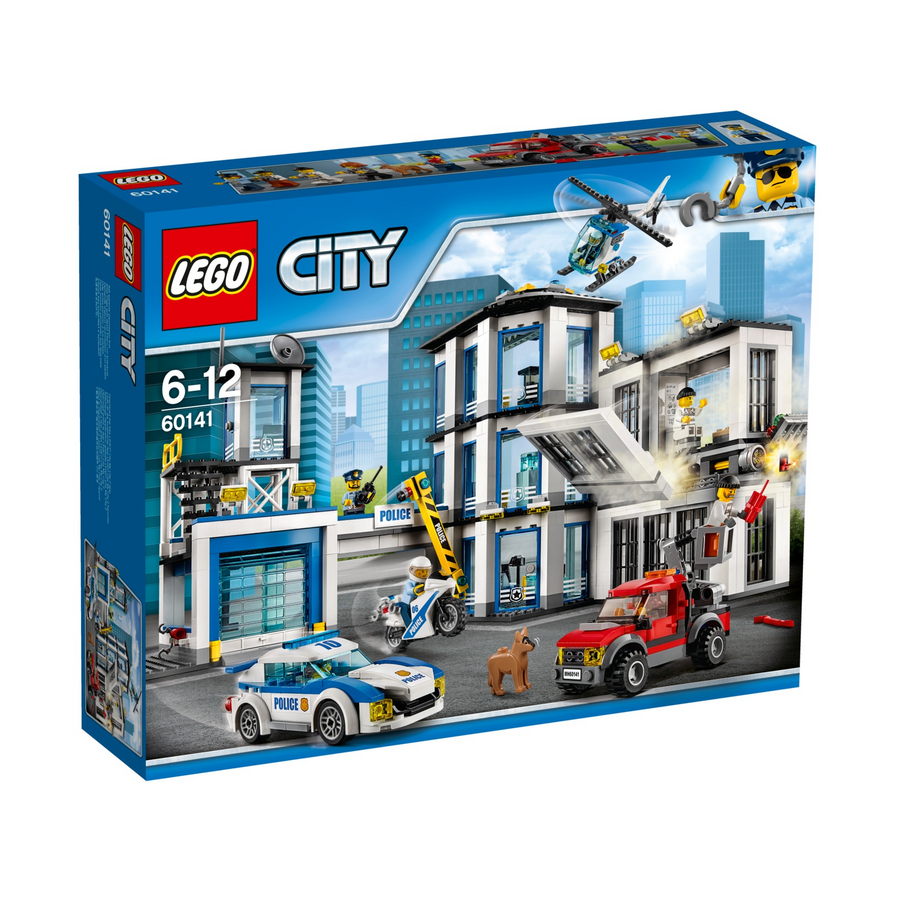 LEGO - 60141 City Police Station