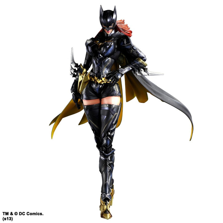 PLAY ARTS Variant Batgirl No. 5