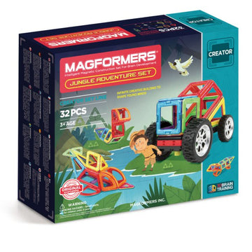Magformers Jungle Adventure Set