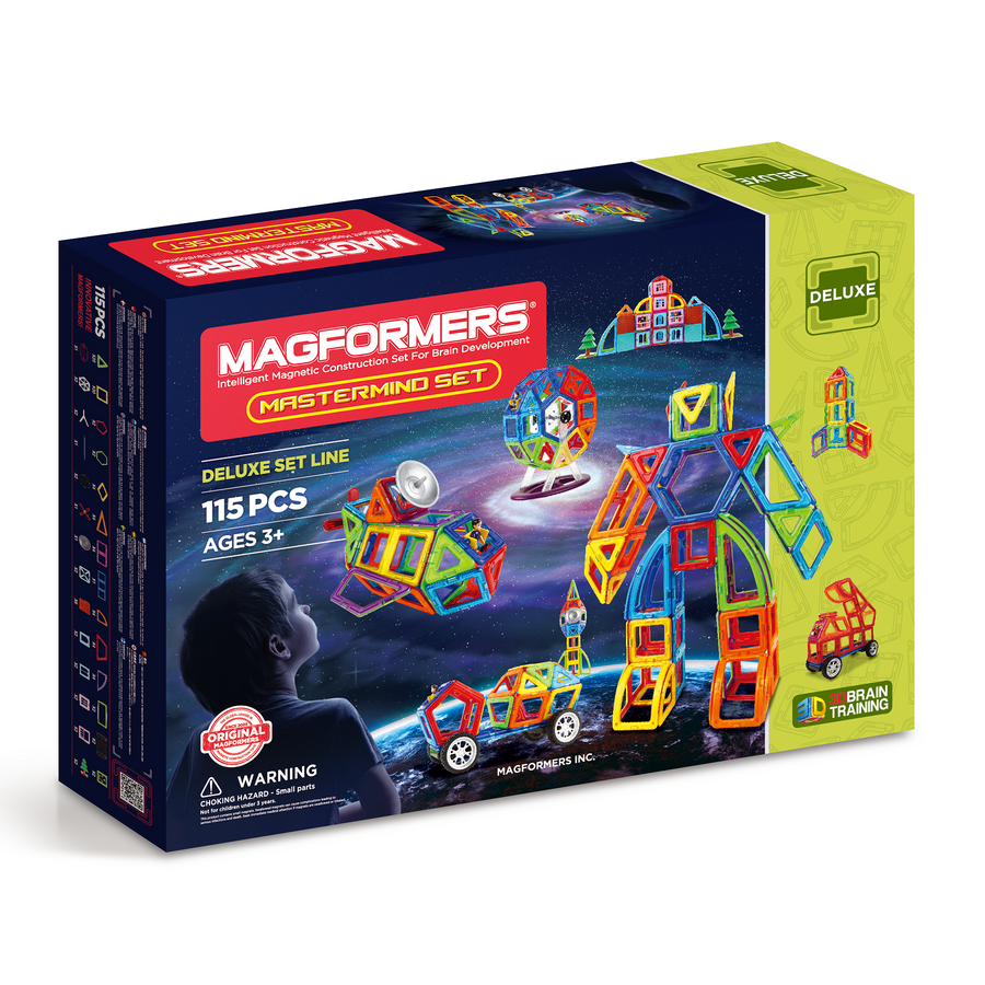 Magformers Mastermind Set