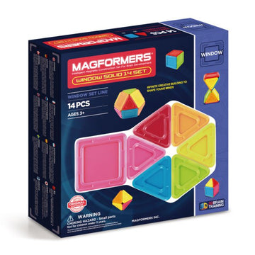 Magformers Window 14 (Solid)