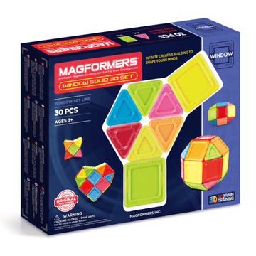 Magformers Window 30 (Solid)