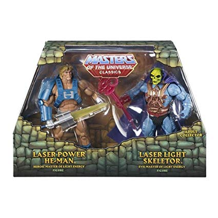Masters of the Universe Classics (MOTUC) HE-Man & SKELETOR 2-pack