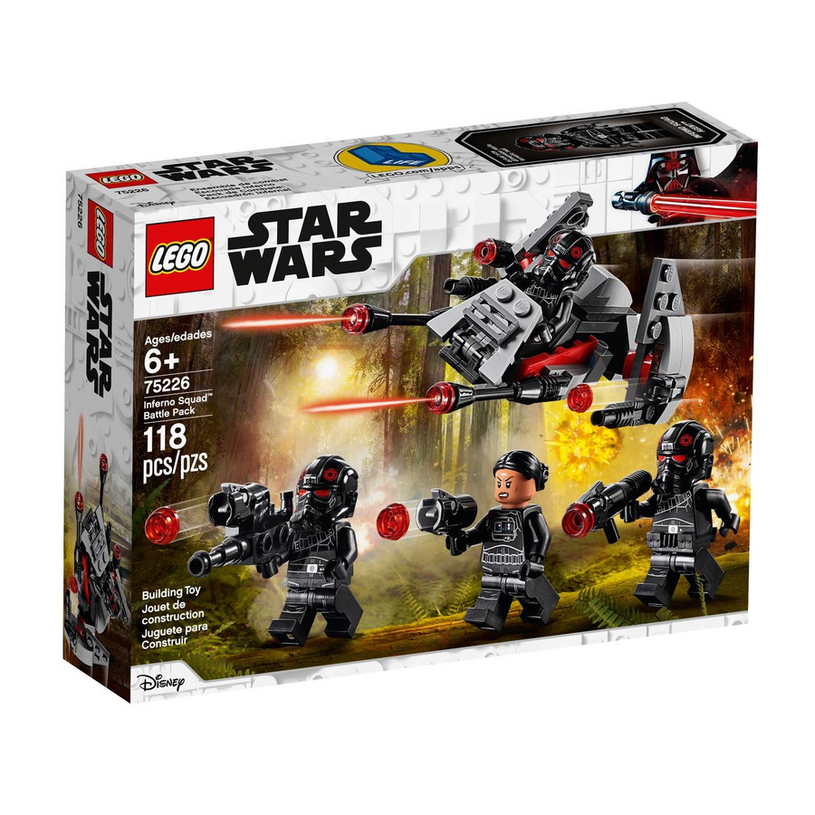 LEGO - 75226 Star Wars Inferno Squad™ Battle Pack