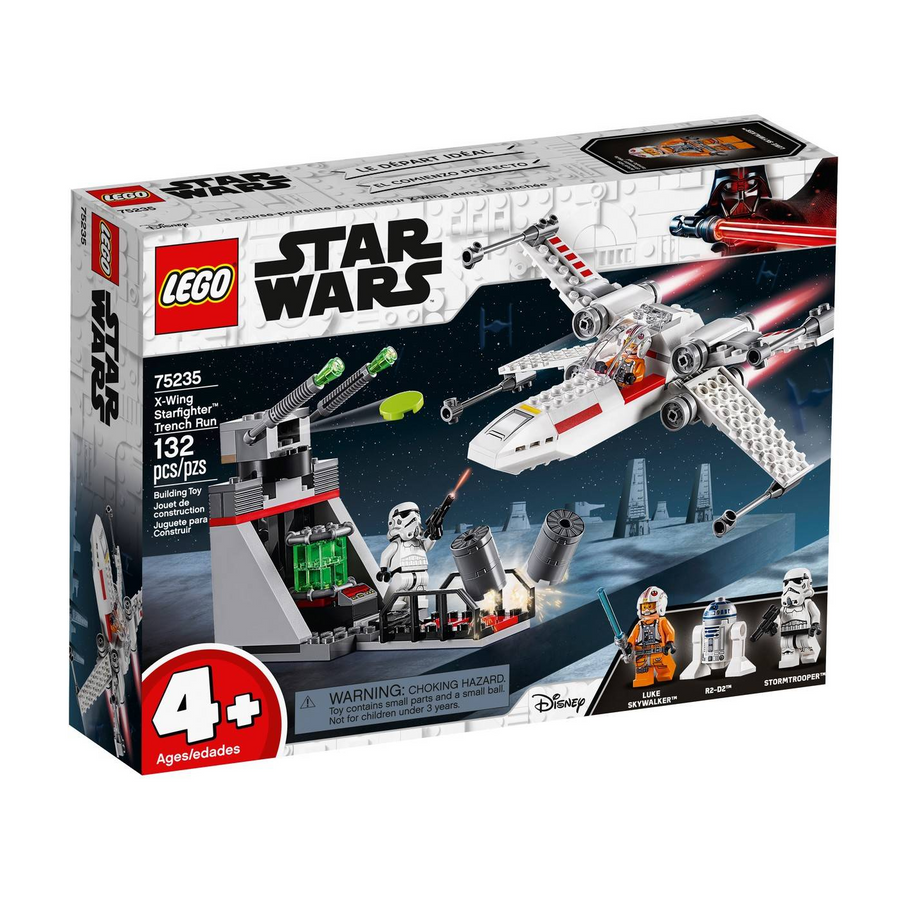 LEGO - 75235 Star Wars X-Wing Starfighter™ Trench Run