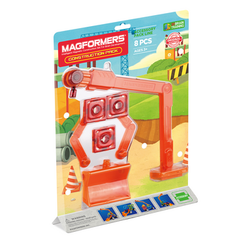 Magformers Construction Accessory Pack